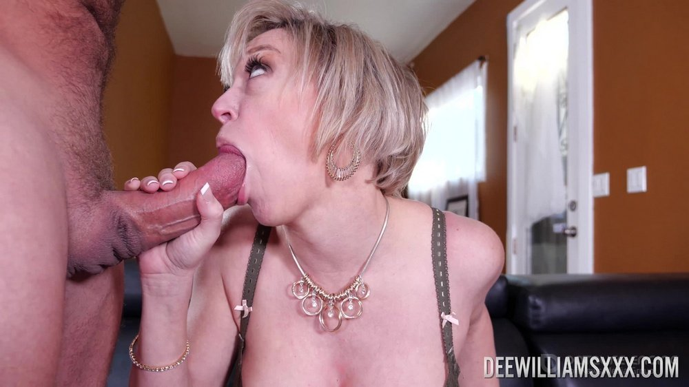Dee Williams - Craving A Big Cock (2160p)