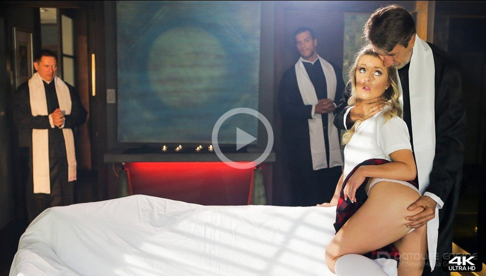 Kate Kennedy - Ministry Of Evil Sc. 2: Anal Gangbang (720p)